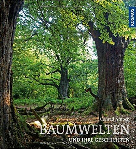 Buch Baumwelten, Kosmos-Verlag