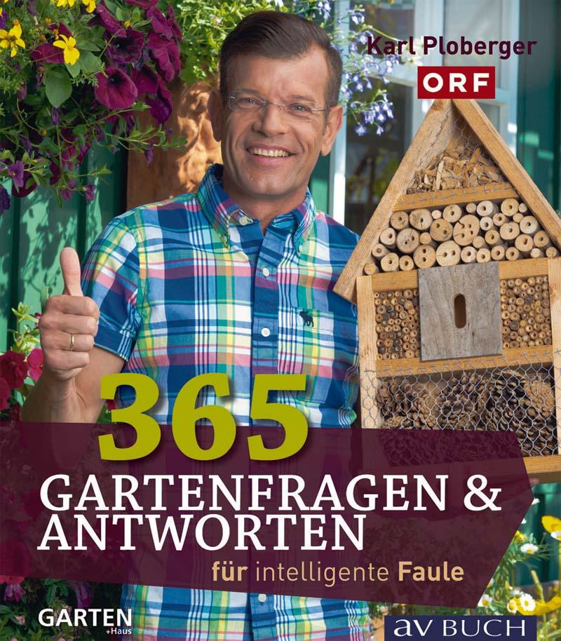 Buch Cover 2015 - 365 Gartenfragen