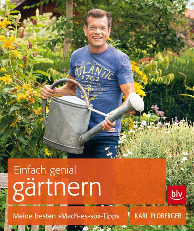 "Buch ""Einfach genial gärtnern"""