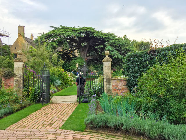 Gartenreise England 2016
