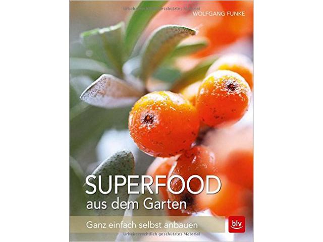 """Buch """"Superfood aus dem Garten"""""""