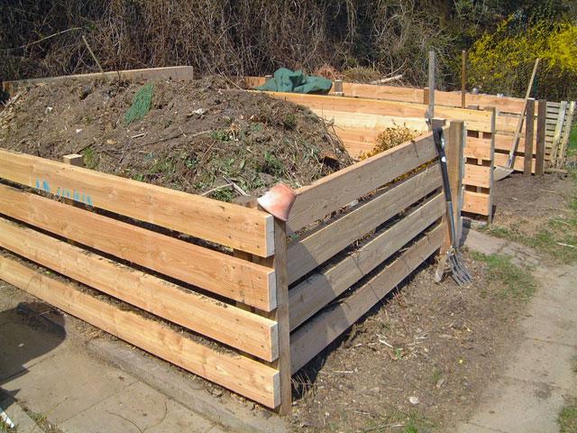 Berühmt Im Garten gibt es keinen Abfall - Biogärtner &JK_88