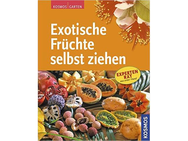 """Buch """"Exotische Früchte"""""""