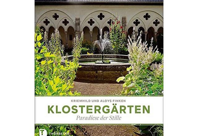 Buch Klostergärten - Paradiese der Stille