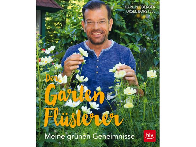 "Buch ""Der Gartenflüsterer"""