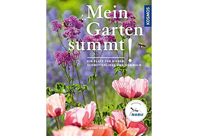 """Buch """"Mein Garten summt"""""""