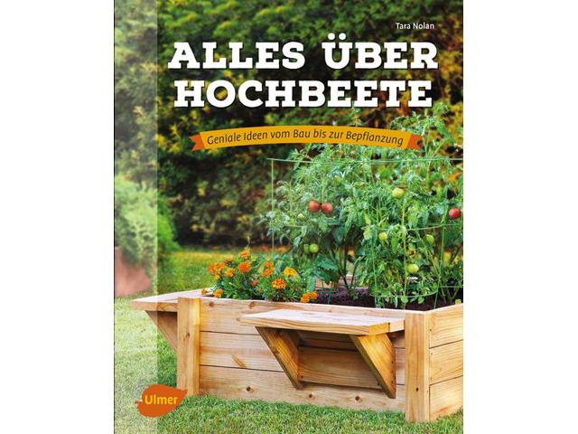 """Buch """"Alles über Hochbeete"""""""