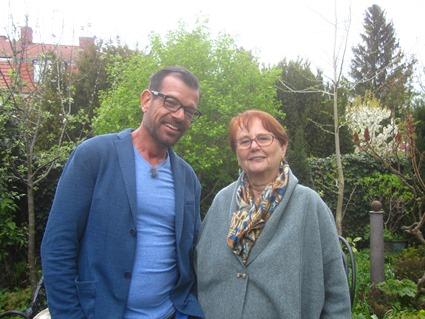 Karl Ploberger und Monika Pral
