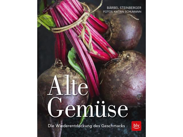 """Buch """"Altes Gemüse"""""""
