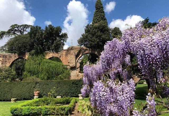 Gartenreise Rom 2018