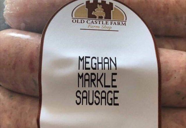 Meghan Markle Sausage