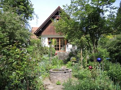Natur im Garten bei Christine Vogeltanz in Lannach
