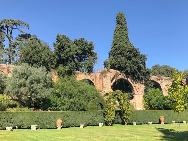 Britische Residenz Rom