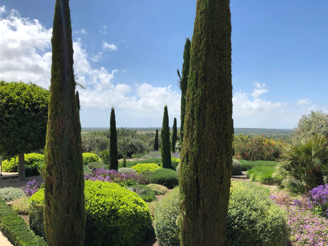Ein privates Gartenparadies auf Mallorca