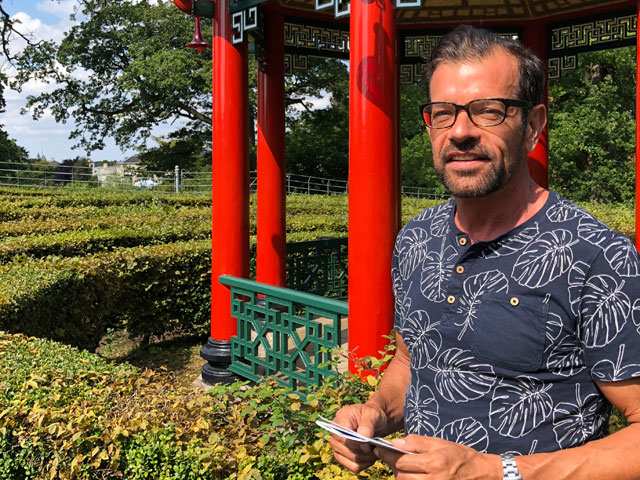 Gartenreisen mit Karl Ploberger
