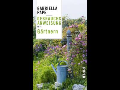 """Buch """"Gebrauchsanleitung fürs Gärtnern"""""""