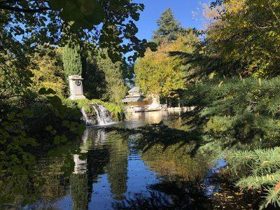 Gartenreise Madrid