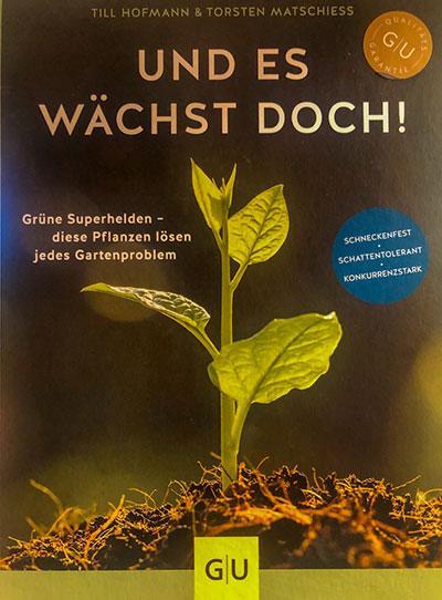 """Cover """"Es wächst doch"""""""