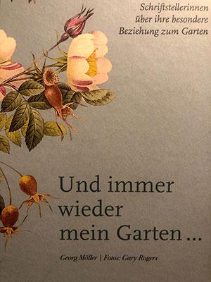 """Cover """"Und immer wieder mein Garten"""""""