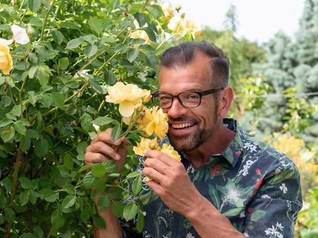 Biogärtner Karl Ploberger