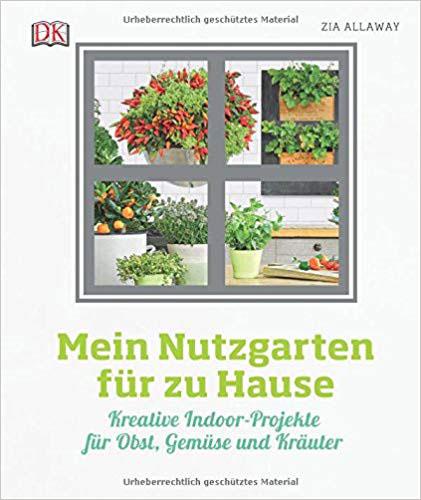 """Buch """"Mein Nutzgarten für Zuhause"""" (Buch """"Gemüse und Kräuter"""" (Bäcker Jost)"""