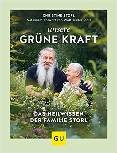"""Buch """"Unsere grüne Kraft"""" (G+U)"""