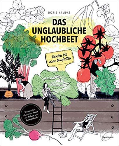 """Buch """"Das unglaubliche Hochbeet"""" (Löwenzahn)"""