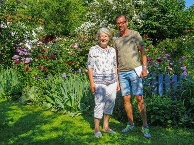Natur in Garten bei Manuela Böhm (Bild: ORF/Talk TV/Natur im Garten/Leopold Mayrhofer)