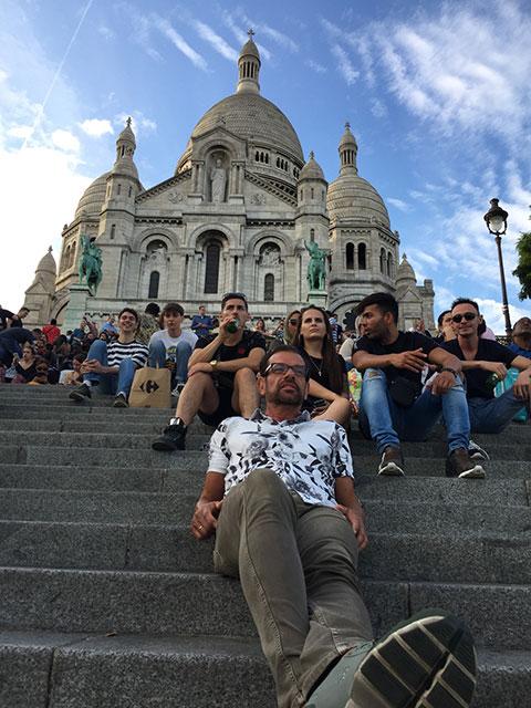 Ploberger in Montmartre