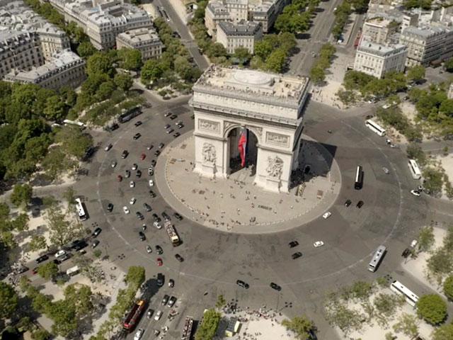 Paris von oben (Bild: ORF/eliluc-media/Alex Limberger