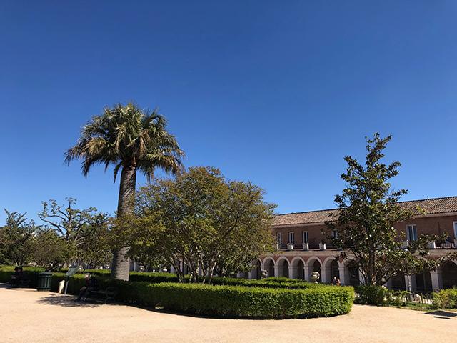 Garten Aranjuez (Bild: Thomas Amersberger)