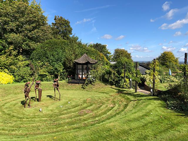 Garten in London