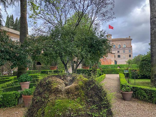 Malteser-Garten in Rom