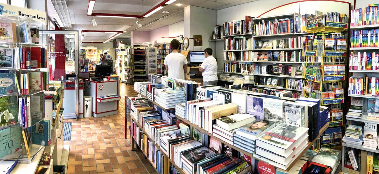 """Buchhandlung """"Atterbuch"""""""