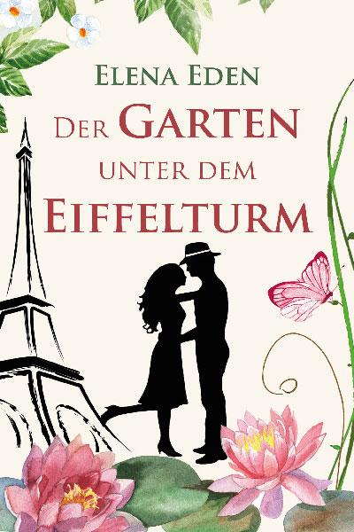 """Buch """"Der Garten unter dem Eiffelturm"""""""