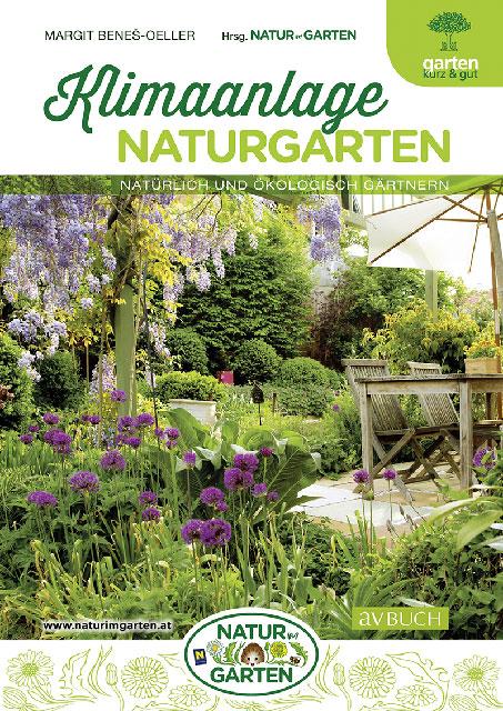 """Buch """"Klimaanlage Naturgarten"""""""