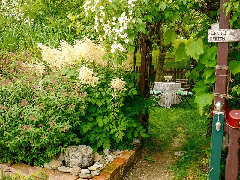 """Natur im Garten"" (Bild: ORF/Heribert Fuchs)"
