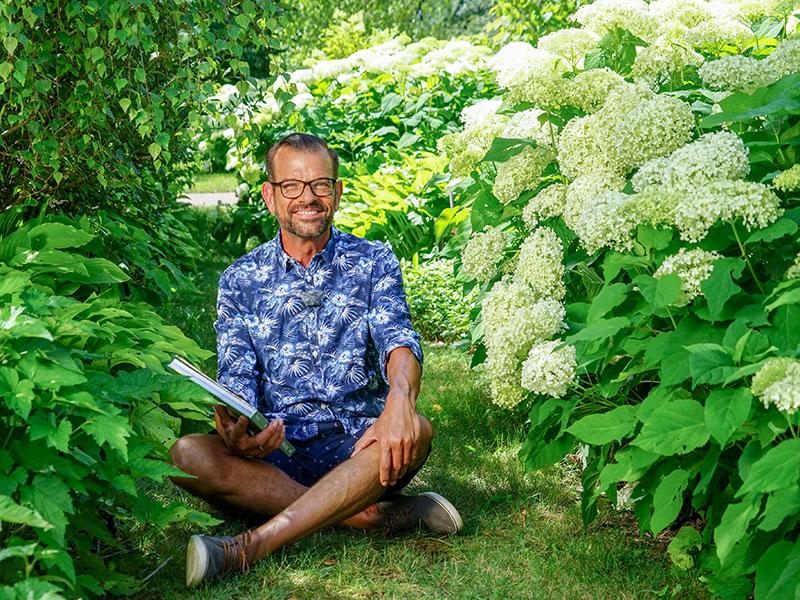 """""""Natur im Garten"""" (Bild: ORF/L. Mayrhofer)"""