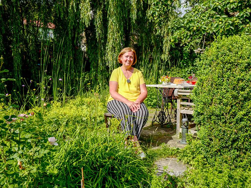 """""""Natur im Garten"""" (Bild: ORF/H. Fuchs)"""