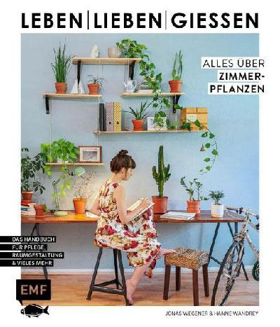 Buch: Alles über Zimmerpflanzen