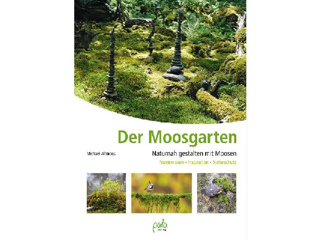 """Buch """"Der-Moosgarten"""""""