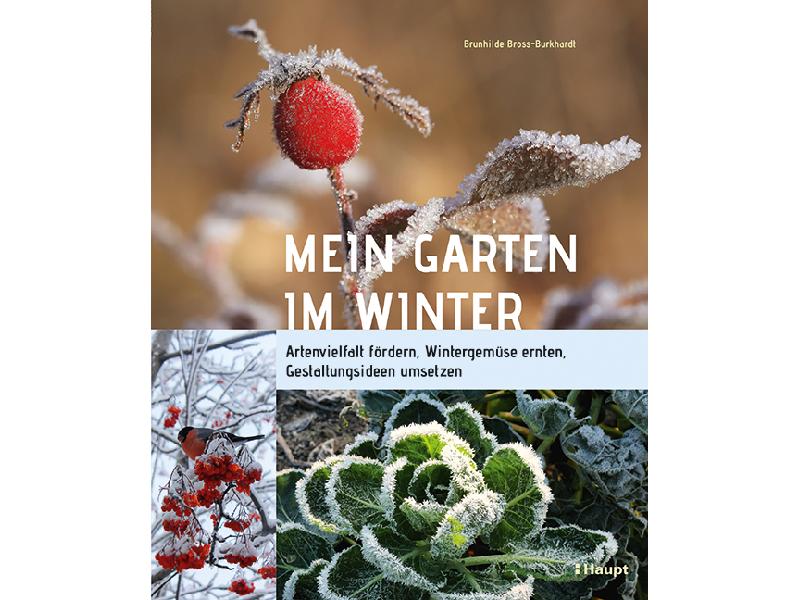 """Buch """"Garten im Winter"""""""