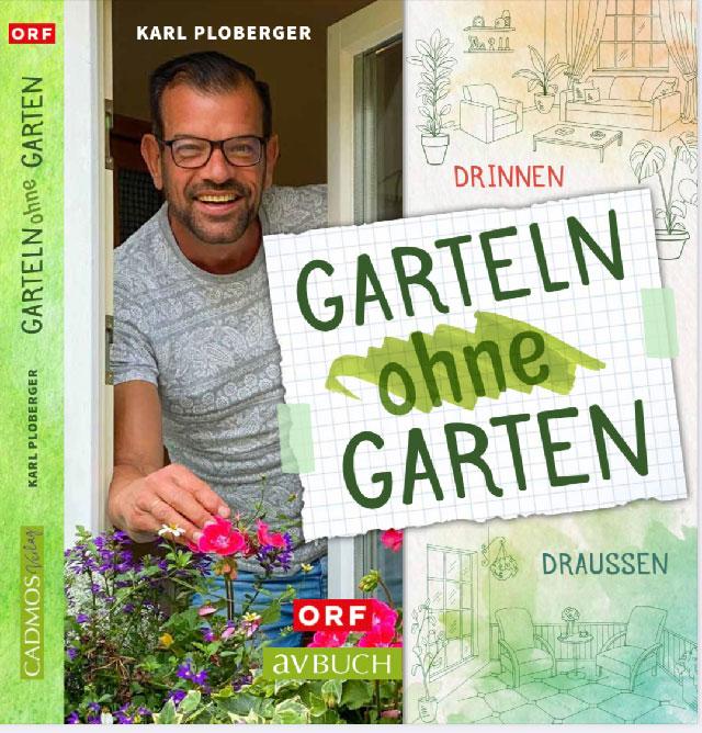 """Buch """"Garteln ohne Garten"""""""